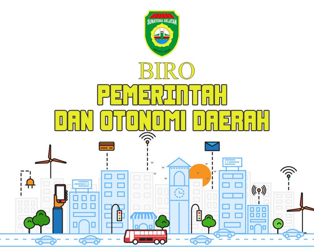 Biro Pemerintahan dan Otonomi Daerah