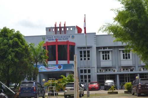 Dinas Perhubungan Sumatera Selatan